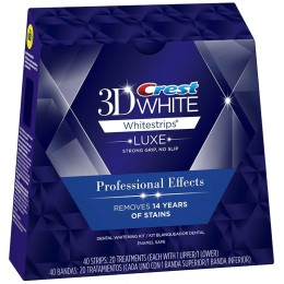 Crest Whitestrips 3d Luxe Professional Effects