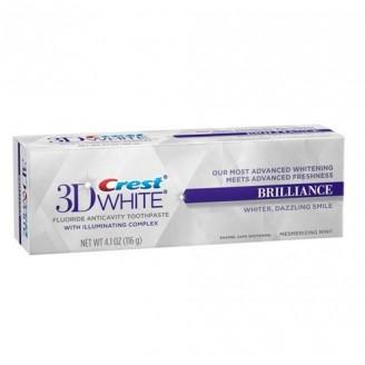 Отбеливающая зубная паста Crest 3D White Luxe Brilliance