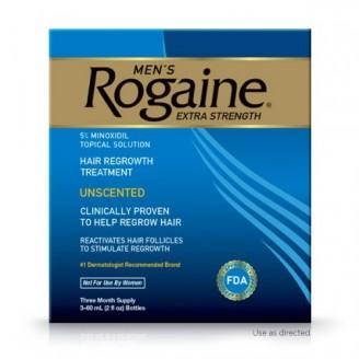 Лосьон Rogaine Extra Strength на 3 месяца