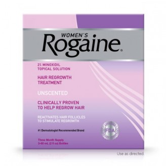 Women's Rogaine на 3 месяца для женщин